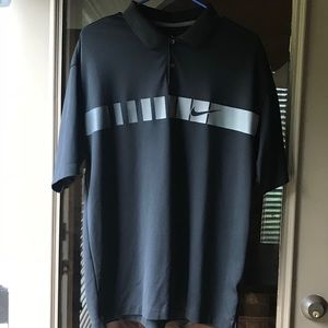 Men's Nike Golf Dri-fit polo. Size Medium.